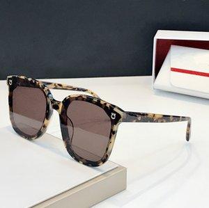 المرأة الإطار الصيف النظارات الشمسية نمط مربع تأتي ساحة شعبية فاخرة 2268S جديد أعلى جودة uv حماية مختلط لون مصمم مع كامل 2 LTBV