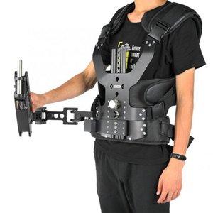 YELANGU 5-8KG Heavy Duty Поглощенных камеры видеокамера Gimbal Поддержка Vest Spring Arm стабилизатор для камер