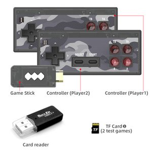 Usb Wireless Game Console Classic Game Handle Video Game 8-bit Mini Retro Controller Hdmi Output Dual Player Hd