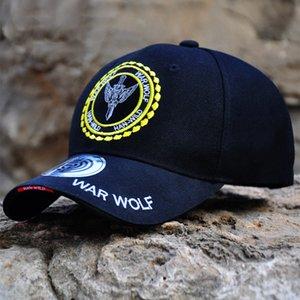 Fashion hip hop baseball cap New Men's and Women's Shade Military Tactical Caps sun hat cotton snapback hats Wholesale