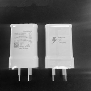 9V 1.67A Power Adapter Fast Charging Adaptive Wall Charger Au plug For Samsung Galaxy S6 S6 Edge S7 S8 S9 edge