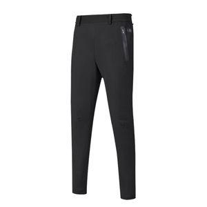 Men Women Outdoor Hiking Waterproof Solid Heated Pants Winter USB Electric Nylon