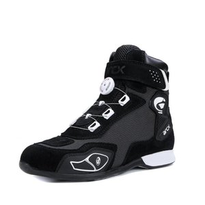 ARCX new motorcycle riding shoes cross country racing boots breathable protective outdoor shoes rotating closed design