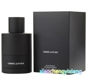 20202 perfume de los hombres de cuero ombre perfume neutro aerosol 100 ml de perfume desodorante mejor calidad de la entrega gratuita antitranspirante duradera