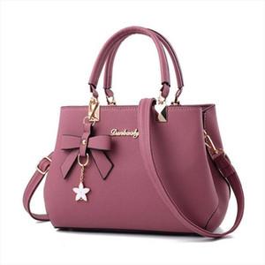 2020 New Elegant Shoulder Bag Women Designer Handbags Women Bags Plum Bow Sweet Crossbody Bag For Women Messenger Bags