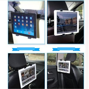 Universal Car Seat Back Tablet Fastener Clip Hook for Pad Tablet PC Stands for 7-11 inch#YL10