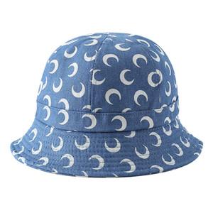 Deniz Serre Kepçe Şapkalar Yarım ay Erkekler Kadınlar Kaykay Cap Marine Serre Kepçe Şapkalar Kadınlar Cloches