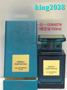 أعلى جودة العلامة التجارية عطر زهر البرتقال بورتوفينو 100ML 3.4FL.OZ ماء تواليت EDP طويل الأمد للمرأة رائحة عطر بخاخ سفينة الحرة