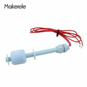 Makerele 2yFe # itibaren Yatay Şamandıralı Seviye Anahtarı PP Plastik Malzeme -PFS10010 220V Su Seviyesi Sıvı Sensörü 110V Şamandıra Anahtarı