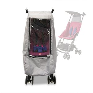 Rain Cover for Goodbaby Pockit Stroller Waterproof Pram Winter Accessories Raincoat fit GB Pockit 2S 3S 3C +