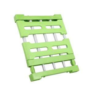 Wardrobe Partition Storage Rack Cabinets Holder Organizers Nail Free Stretch