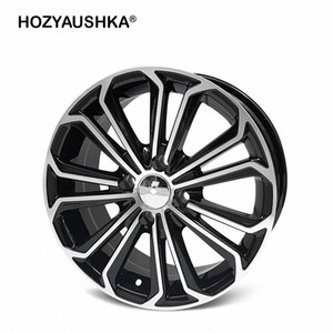 1 pieces price Aluminum alloy wheel Applicable 15 inch Modified car wheel Suitable for some car modifications Free shipping 4KMj#