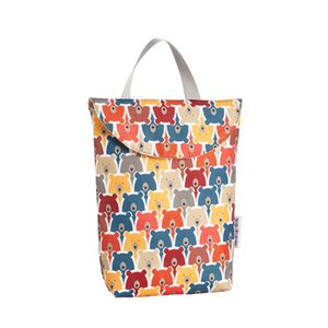 Best Hot Sale Multifunctional Baby Diaper Bags Reusable Fashion Waterproof Diaper Organizer Portable Big Capacity Mummy Bag Wholesale