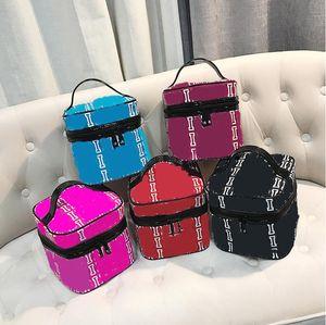 Multifunctional Travel Cosmetic Bag Neceser large capacity storage bag simple waterproof beauty wash Organizer Make up Bag Free Shipping