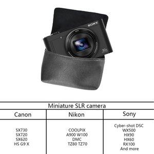 CADeN كاميرا رقمية كم حالة لسوني RX100 كافة VII VI VA V III IV II RX100M7 RX100M6 RX100M5 HX90V HX90 HX80 HX60 WX500