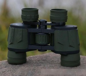 8X40 Civilian Telescope Travel Mountaineering High Power HD Concert Binoculars