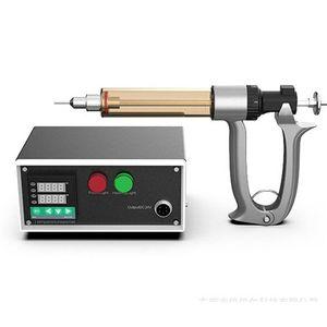 Original BBELL Lava Core Carros Reller 25ml 50 ml Control de temperatura para Vape Cartuchos Máquina de llenado de aceite Semi Automatic Inyection Gun DHL