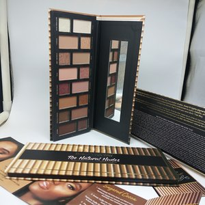 Eye cosmétiques Born This Way The Natural Nus Palettes 16 couleurs Shimmer Eye Shadow Matte Maquillage EYESHADOW palette DHL