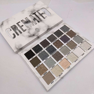 Hot Five Star Cremated eyeshadow palette Makeup Cremated 24 color eyeshadow palette Shimmer Matte high quality