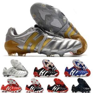 رخيصة المفترس 20+ Mutator هوس المعذب مسرع الدقة الكهرباء الشمبانيا 20 + س FG الرجال الأحذية أحذية كرة القدم المرابط كرة القدم