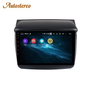 Wireless Carplay For Mitsubishi L200 Trion 2007+ Android 10.0 Car GPS Navigation Unit Radio Recorder Multimedia Player Head Unit car dvd
