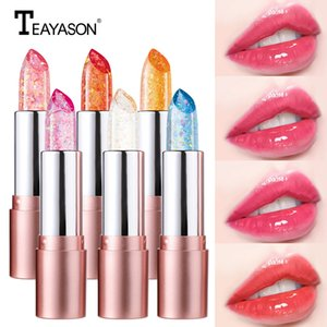 Lip balm jelly lipstick non-fading non-stick cup moisturizing color changing girl heart lipstick color changing lip balm