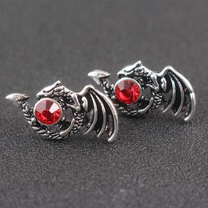 The and fire song around the movie crystal-encrusted fire dragon earrings