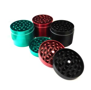 Tabaco Zinc 55mm 40mm Logo de la aleación libre Dry Grinder Grinders sharpstone dientes sin hierba DHL fumadores CNC para yxlID dh_niceshop