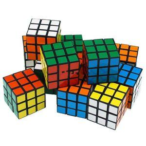 퍼즐 큐브 작은 크기 3cm 미니 마술 큐브 게임 루빅 학습 교육 게임 루빅 큐브 좋은 선물 장난감 압축 해제 키즈 완구