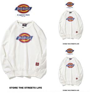 jersey de moda Marca Todo-fósforo Dick algodón jersey fino clásico impreso alrededor de los hombres y mujeres del cuello del suéter par BPV35
