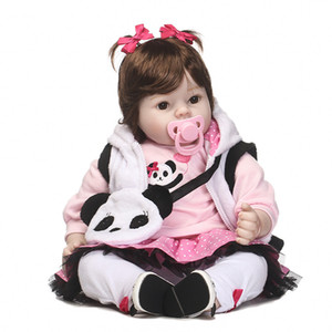 NPK Simulation Baby Doll Cute Baby New Style Play House Toy
