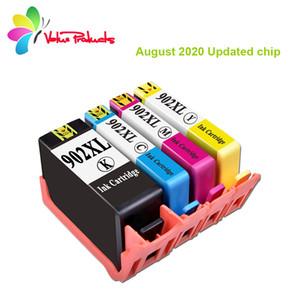 6958 6960 6962 6968 6950 Pro Yazıcılar Officejet için 902 902xl Mürekkep Kartuşları Yüksek Verimi İçin Uyumlu Inkjets Değiştirme