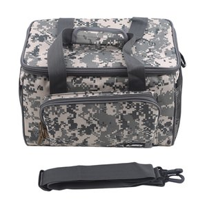 Multi-functional Canvas Fishing Tackle Box 2020 New Camouflage Outdoor Handbag Shoulder Bag For Fishing Tool