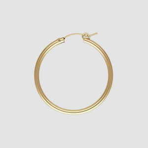 Altın Dolgulu Hoop Küpeler Modern Takı Minimalizm Boho Brincos Hediye Vintage Pendientes Oorbellen Küpe İçin Kadınlar 200924