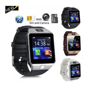 Mobile Intelligent Smart Can Sleep Smartwatch Dz09 Sim A1 Watch State Wristband Record Gt08 Watch Android Phone U8 bbyhC packing2010