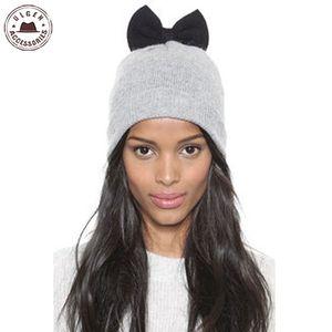 Nuovo Balaclava Ulgen Progettato Moda lavorato a maglia cappello di inverno cool donna Berretti strass Caps Beanie In vendita [hul114g3200]