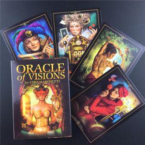 beidiensport Family Card Set Inglés Verde Tarjetas de Navidad juego Partido adulto Tarot Tarot Junta de entretenimiento completa QKcZw