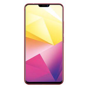 "El teléfono celular Vivo X21i 4G LTE 4 GB de RAM 128 GB ROM Helio P60 Octa Core Android Teléfono de la huella digital 24.0MP Face ID móvil de pantalla completa 6.28"""