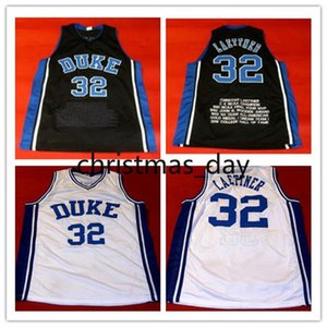 Cheap custom CHRISTIAN LAETTNER CUSTOM DUKE BLUE DEVILS JERSEY Customized Any name number Stitched Jersey XS-5XL