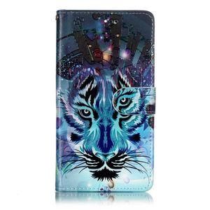 Animal Case For LG Stylo4 Stylo 4 K8 K10 2018 G7 V30 Note 9 J4 J6 J8 2018 Emboss Leather Wallet Owl Butterfly Flower ID Card Slot Flip Cover