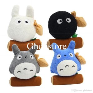"Top New 4 Styles 12"" 30CM My Neighbor Totoro Dust Soot Plush Doll Anime Collectible Soft Best Gifts Stuffed Toys"