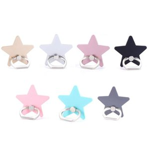 STOCK Cell Phone Holder,Star Phone Ring Kickstand 360 Rotation Cell Phone Finger Ring Grip for Almost All Phones