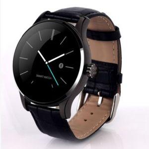 Elma Android spor eğlence Smartwatch'larda için K88h renkli ekran SmartWatch (su geçirmez kalp hızı izleme ve egzersiz izleme)