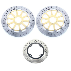 BIKINGBOY Front Rear Brake Discs Disks Rotors For 748   R   S SP SPS Biposto 916 SPS Biposto 996 998 S