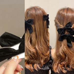 s5BQ3 Decoration nuziale Fiore Accessori leopardo clip forcine Barrette Wedding bowknot Hair Style Capelli Beach Hairwear