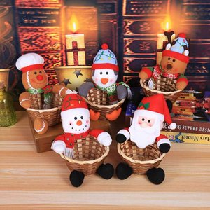 Christmas decorations gifts christmas hats decals cartoon decoration old man snowman children hats living room home decoration