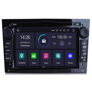 Car Multimedia Player GPS Android 10 4+64G 2Din DVD Automotivo For  ASTRA Zafira Combo Corsa Antara Vivaro Radio FM DSP DVR car dvd