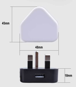 hot sale good quality 1 usb CE Certificate 5v 1a UK 3pin Plug Chargers Usb Wall Travel Phone Mobile Charger phone charger