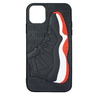Sneaker модель мягкой силиконовой резины мобильный сотовый телефон крышка чехол для Iphone 6 / 6S 7 8 плюс X XS 11 12 про макс