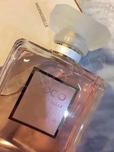 SATIŞ !!! Kadınlar Mademoiselle için SICAK SATIŞ COCO Parfüm EDP Meyveli Aroma Yüksek qualtiy Ücretsiz Kargo 100ml Şeffaf Şişe Sprey